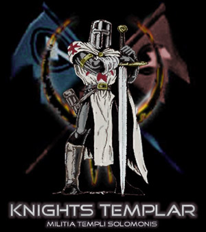 The Few, the Proud, the Knights Templar